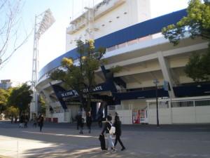 関内 横浜スタジアム