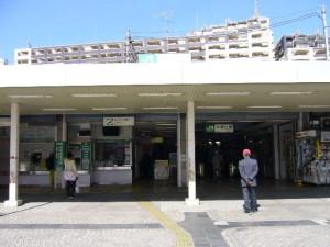 横浜市栄区 JR本郷台駅