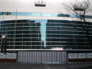 港北区 横浜アリーナ
