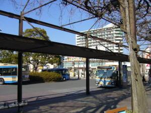 上永谷駅 バス停