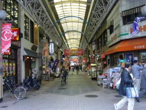 南区 弘明寺商店街