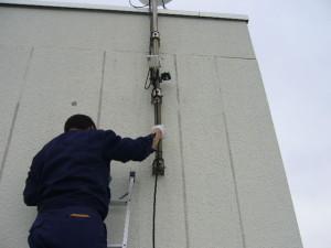 施工UHF・BS中混合器