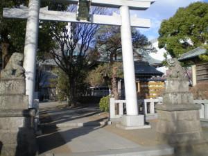 中川駅周辺