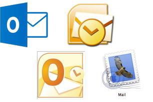 メール設定1台からのイメージ